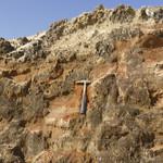 STATEMAP Fieldwork 2014, St. Augustine Quadrangle: Cenozoic Cypresshead Formation at Vulcan Pit