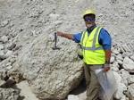 Miami Limestone in CEMEX SCL Quarry (Miami, Florida)