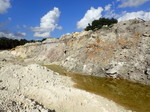 Residuum over Ocala Limestone (Mills Mine, Sumter County)