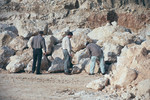 Geologists Touring Brooks Quarry, Jackson County (2003)