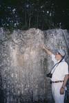Sam Upchurch at Windley Key Quarry, 2003