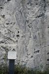 Marker 76, Windley Key Quarry, 2003