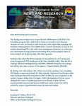 FGS News and Research, Spring 2014