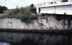 Rockwall Along M.D. Adams Waterway