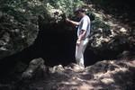 Cave in Marianna Limestone