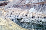 Strata In Fullers Earth Quarry
