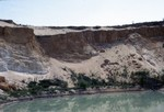 Cypresshead Formation Grandin Sand Pit Putnam Co.